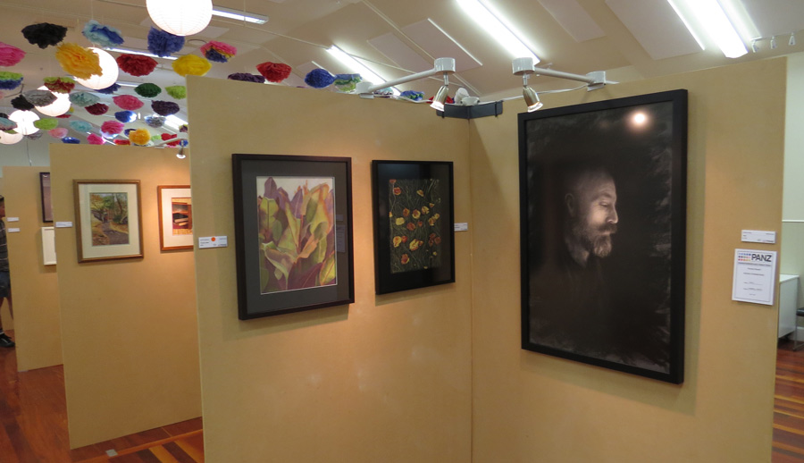 PANZ national pastel exhibition